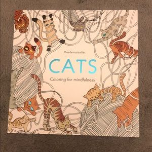 Cats Adult Coloring Book-Offer/Bundle to Save